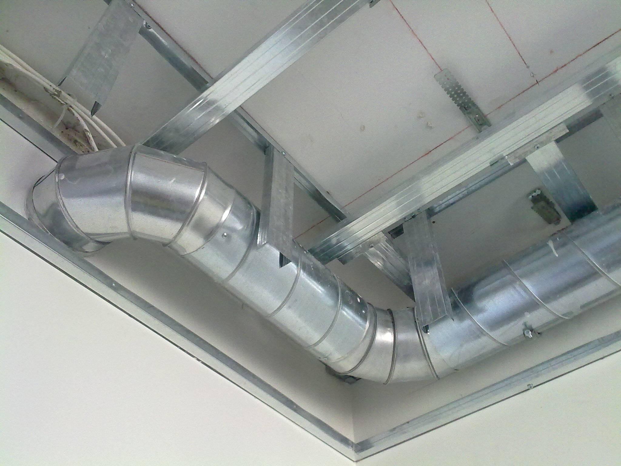 Вентиляционные трубы: обзор, разновидности и требования к ним