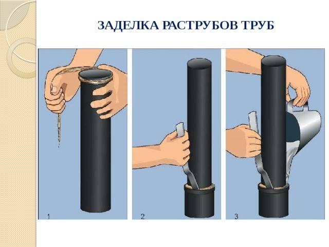 Лопнула чугунная труба канализации что делать? - отопление и водоснабжение дома и квартиры своими руками