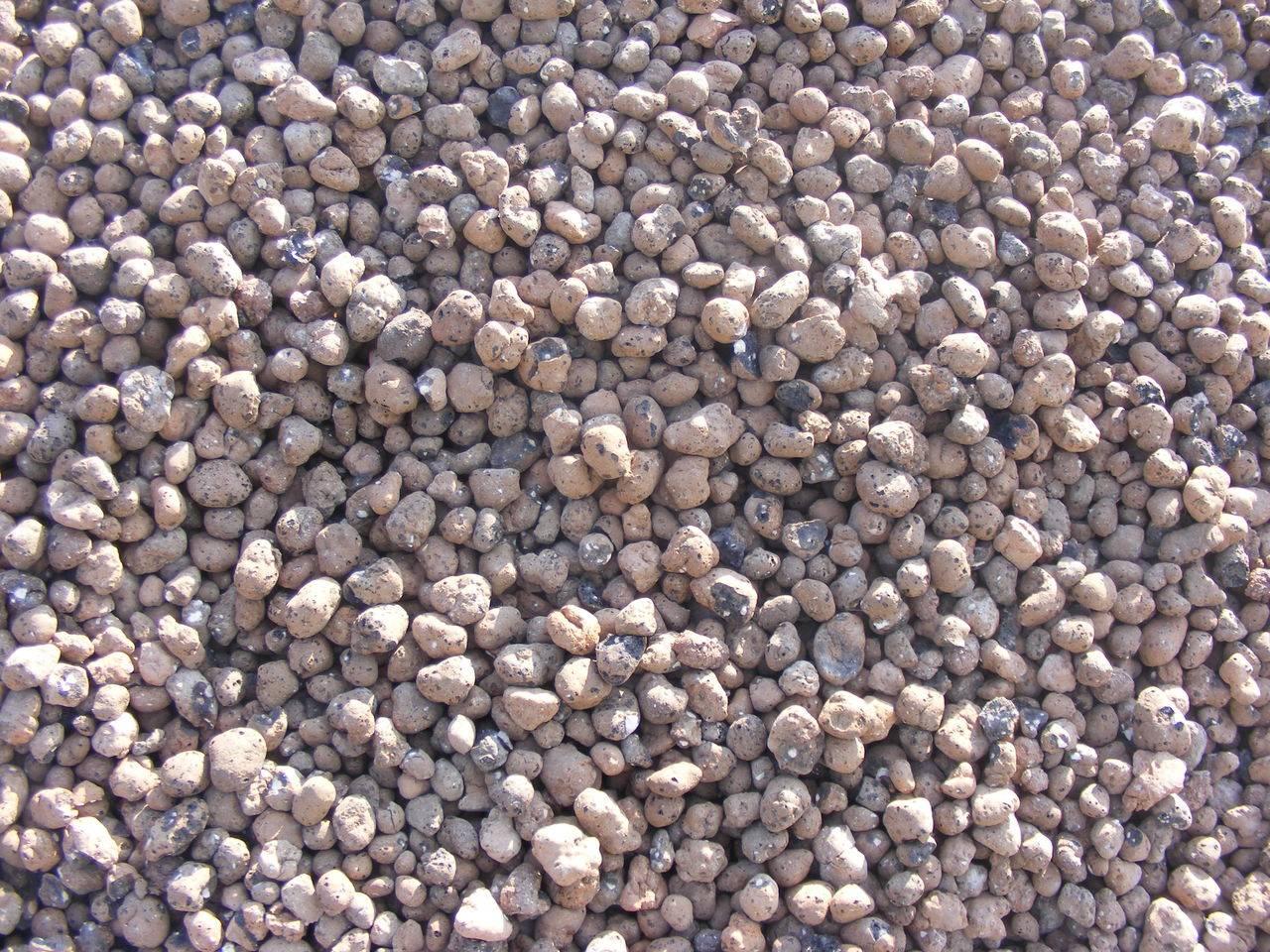 Характеристики и применение строительного керамзита