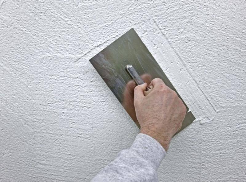 Штукатурка для потолка - какую выбрать