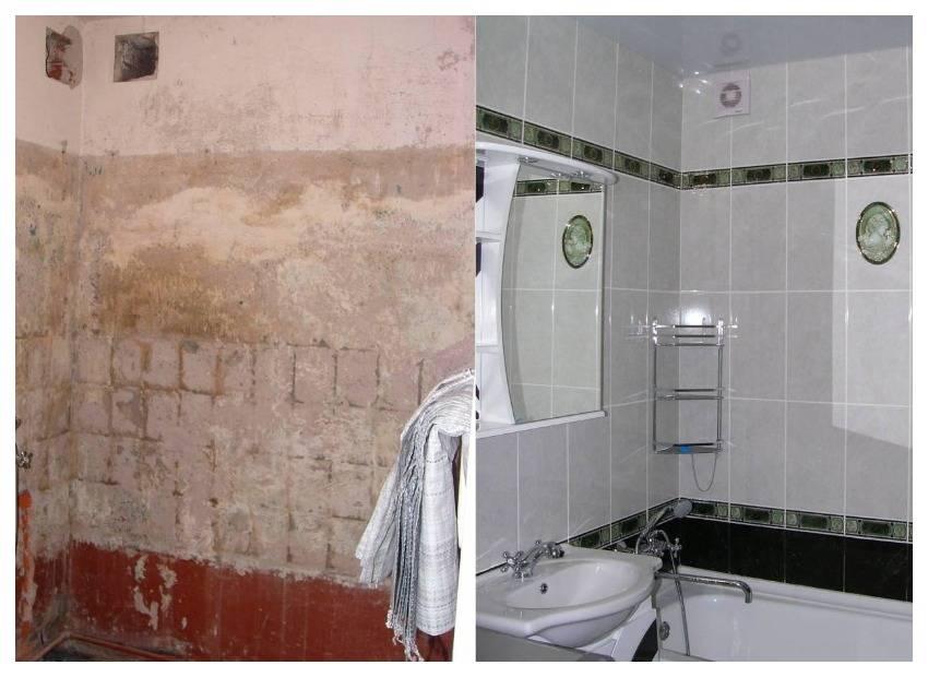 С чего начать ремонт ванной в новостройке - только ремонт своими руками в квартире: фото, видео, инструкции