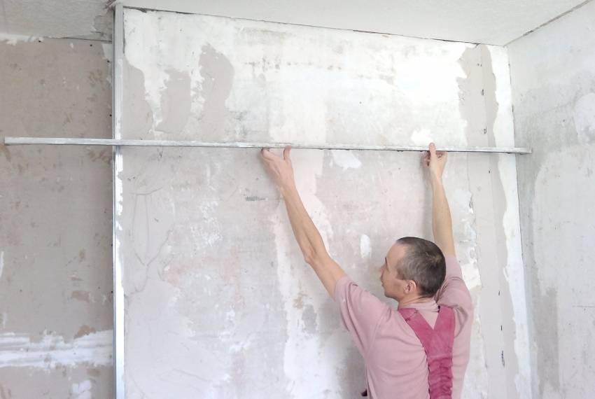 Выравнивание стен – обзор современных материалов и технологий. 120 фото и инструкция по выравниванию – строительный портал – strojka-gid.ru