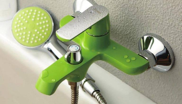 Как выбрать смеситель для ванной с душем: кран в ванную комнату с душем, как правильно выбрать, выбор, какой выбрать