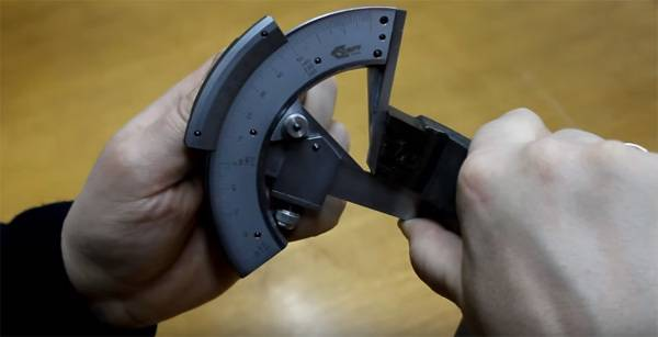 Электронный угломер: ювелирная точность углов