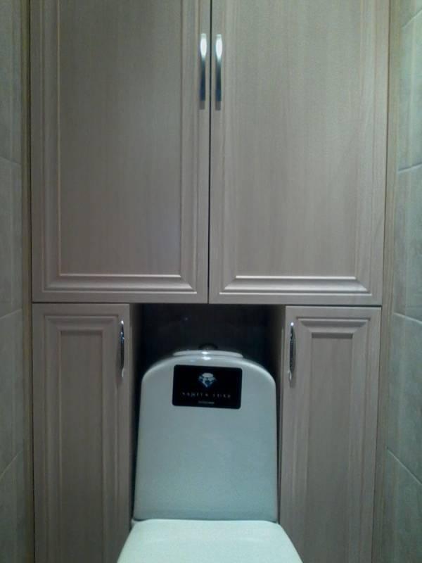 Как сделать шкаф в туалете: подготовка инструментов, выбор схемы, сборка