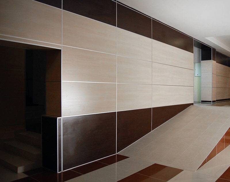 Применение двп панелей для внутреннего оформления и отделки стен, этапы установки, особенности материала