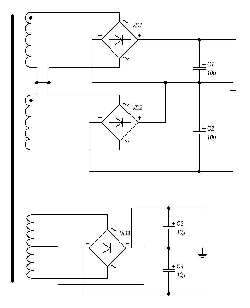 Как сделать электронный трансформатор для галогенных ламп своими руками
