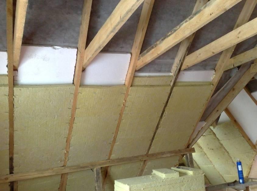 Утепление мансардной крыши: как выбрать материал и правильно утеплить мансарду