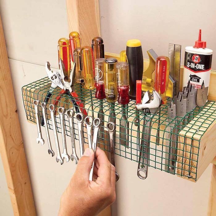 Домашняя мастерская – оптимизация пространства и удобное хранение инструментов. как оптимизировать пространство маленькой квартиры свежие идеи для оптимизации каждого уголка дома