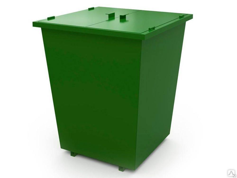 Пластиковые мусорные баки – основные преимущества