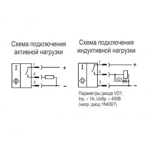 Индуктивный датчик: бесконтактный, порядок проверки и технические параметры