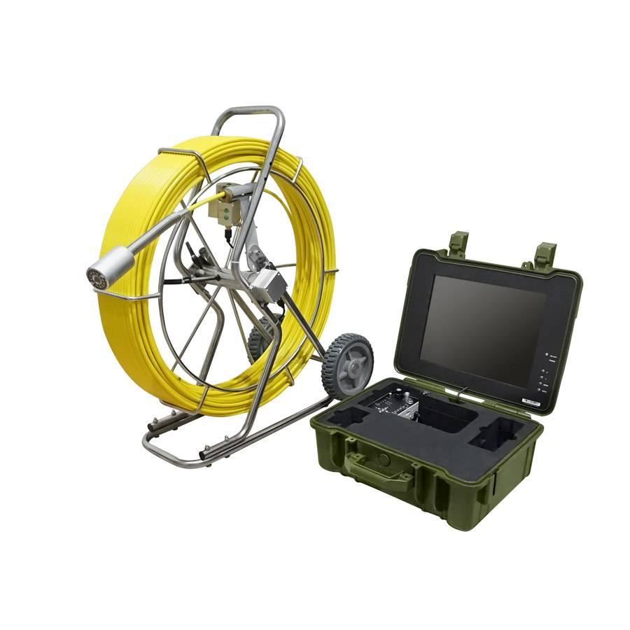Телеинспекция канализационных труб: обследование системы