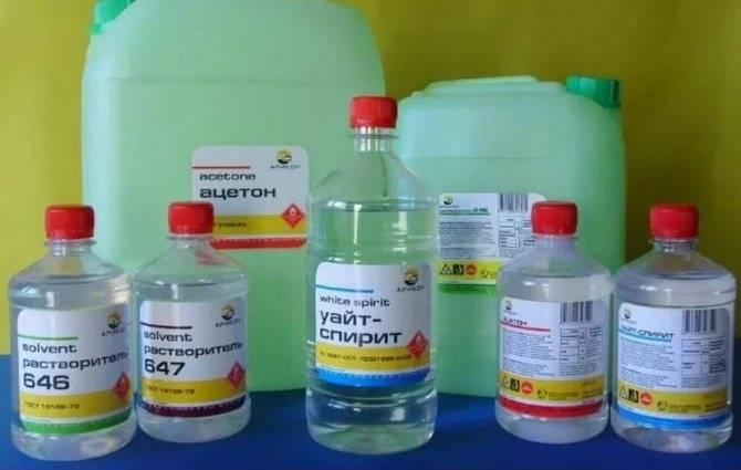 Разбавить краску уайт спиритом: особенности применения, можно ли разбавлять краски и обезжиривать перед покраской