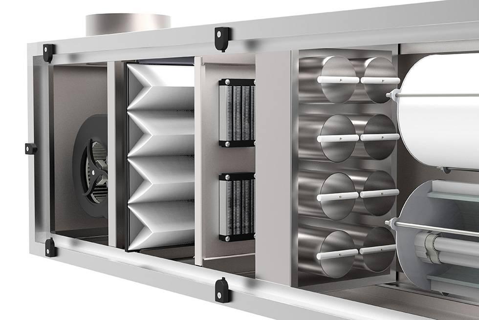 Приточно вытяжная вентиляция для квартиры: виды установок и их стоимость