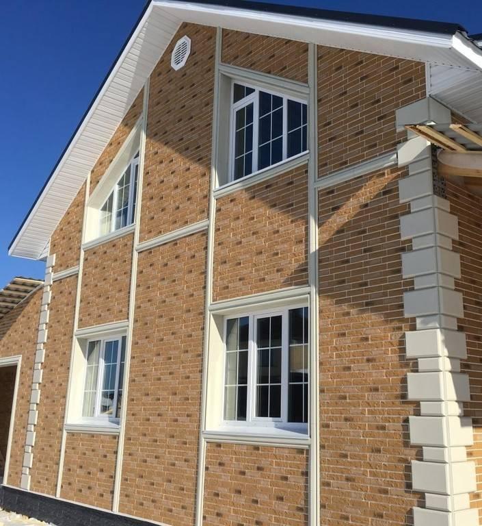 Отделка дома снаружи - выбираем материал для фасада