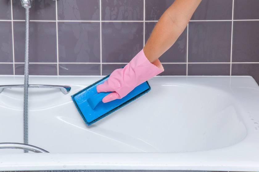 Моем ванну из акрила - какие средства подойдут, как ими правильно воспользоваться?