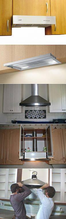 Как произвести своими руками ремонт двигателя кухонной вытяжки? советы экспертов
