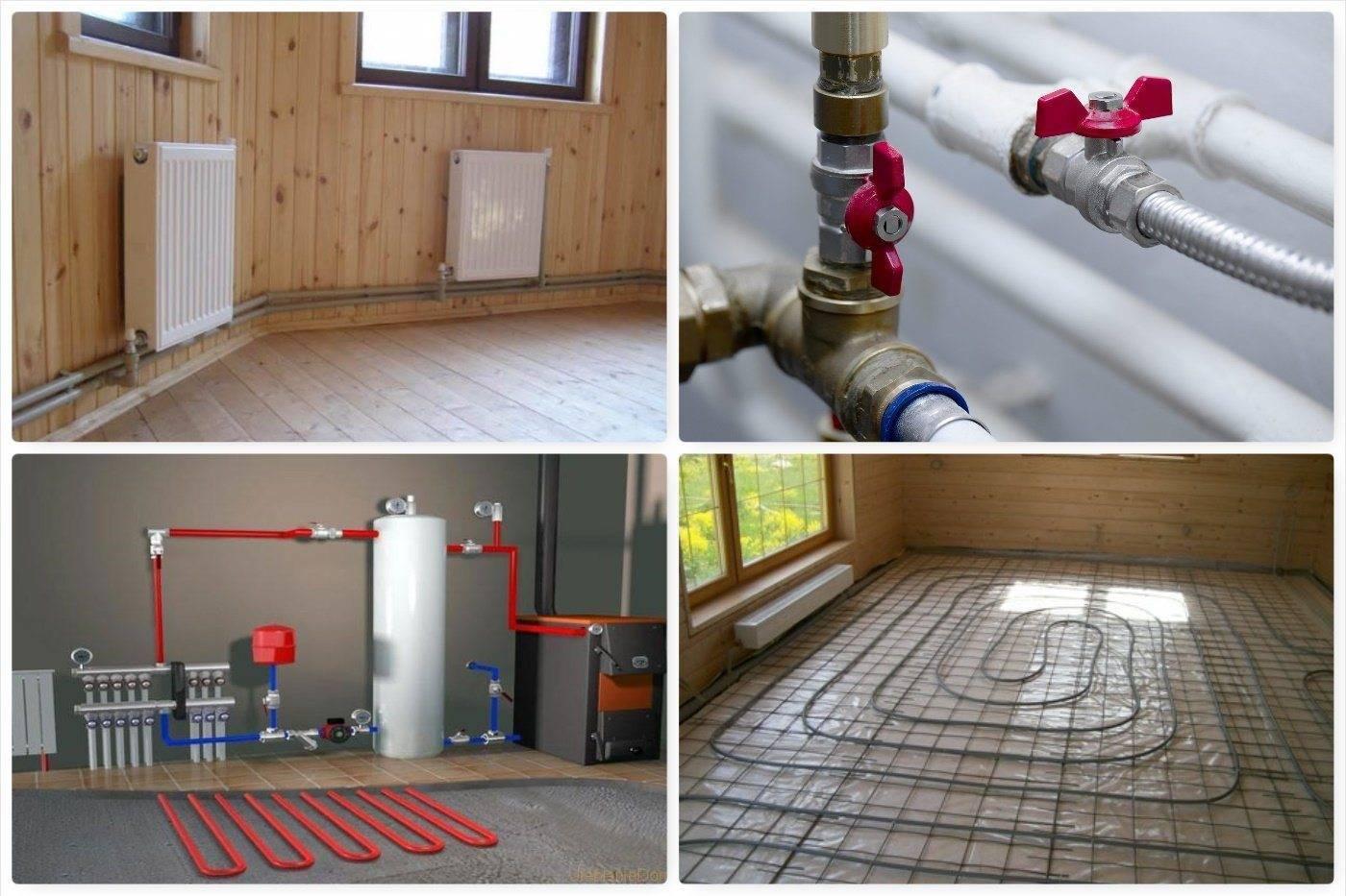 Какое лучше использовать отопление в частном доме