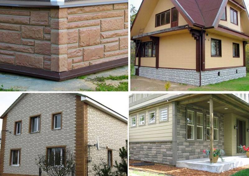 Облицовка фасада дома: какой материал лучше использовать и почему