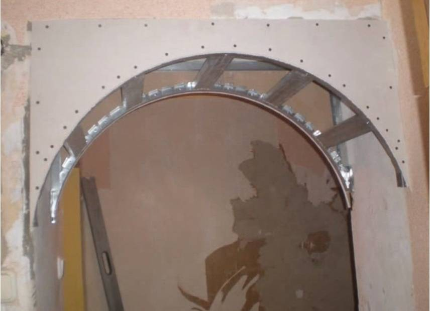 Элегантный интерьер своими руками: 7 видов арки из гипсокартона