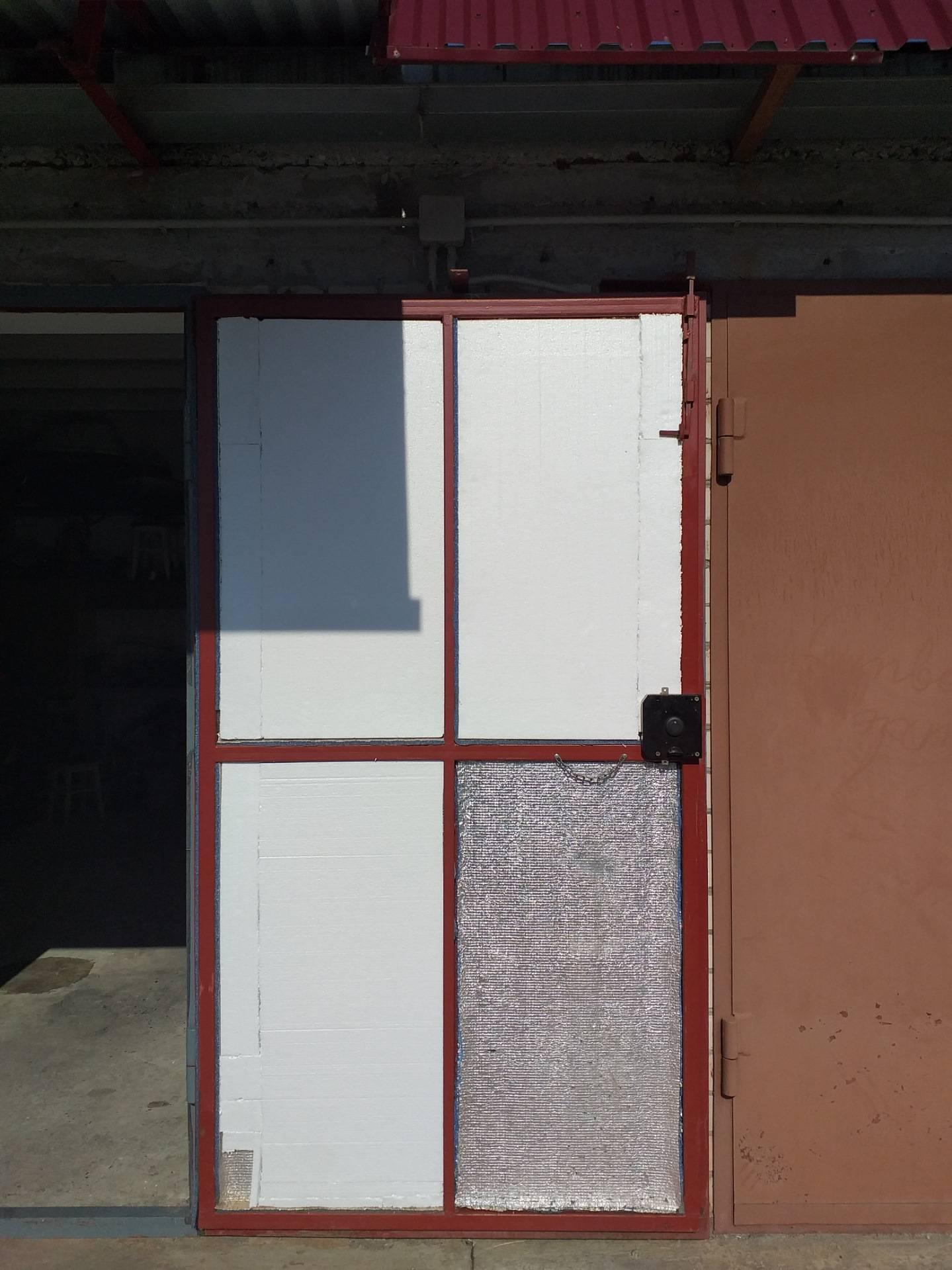Как утеплить гараж внутри недорого: советы строителей