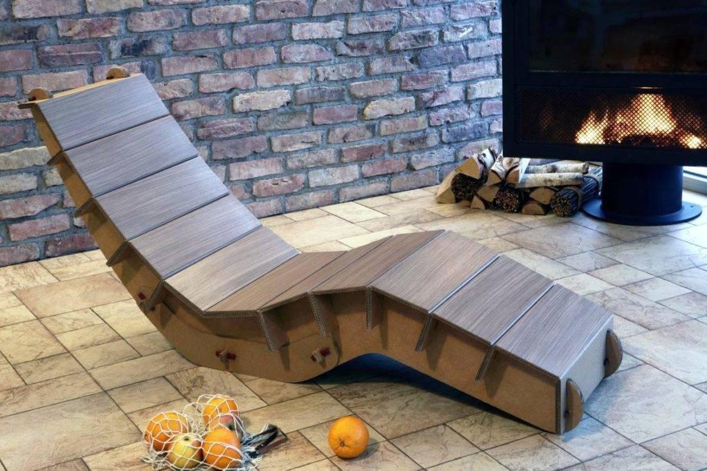 Самодельная мебель для дома и дачи