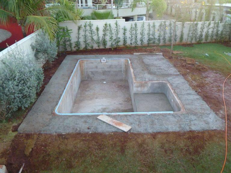 Маленький бассейн своими руками - технологии строительства