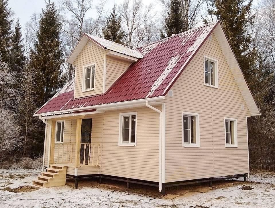 Какой дом построить для постоянного проживания?