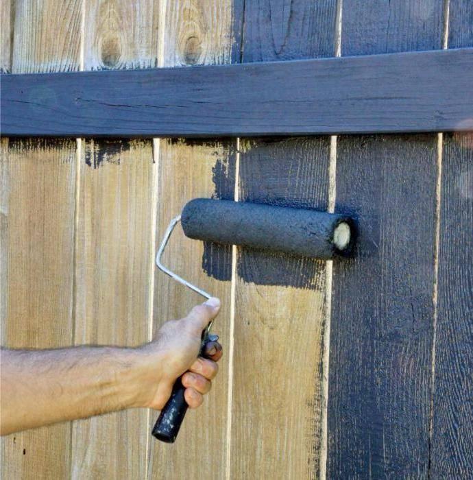 Как покрасить дверь из дерева своими руками - клуб мастеров