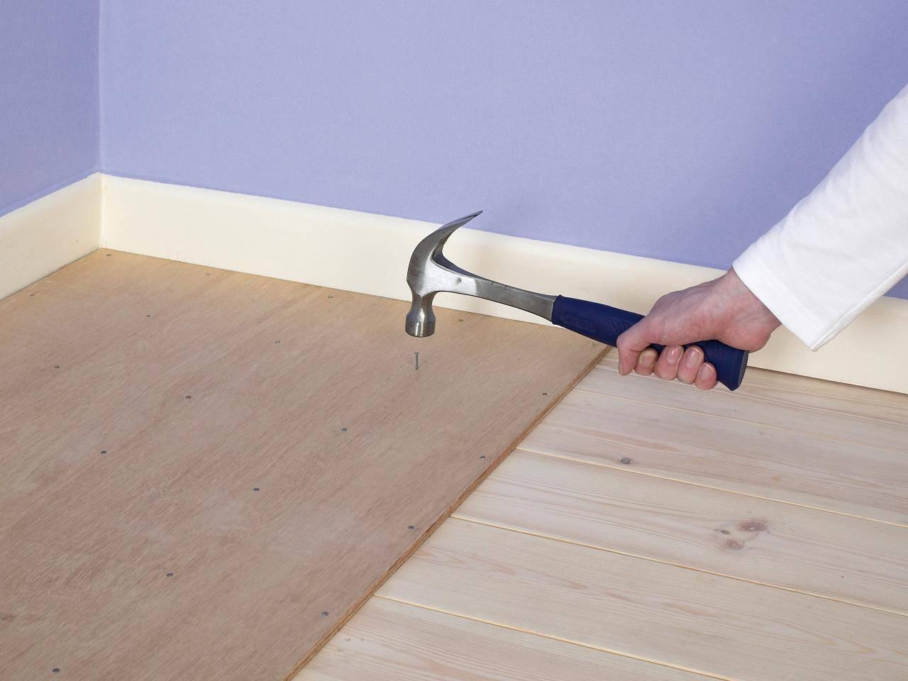 Отделка стен ламинатом: как закрепить ламинат на стене
