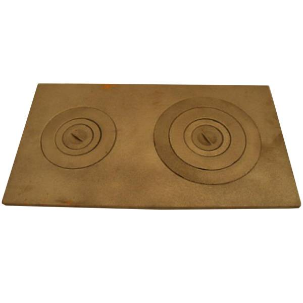 Установка чугунной плиты в печь. тонкости выбора и установки чугунной плиты на печь