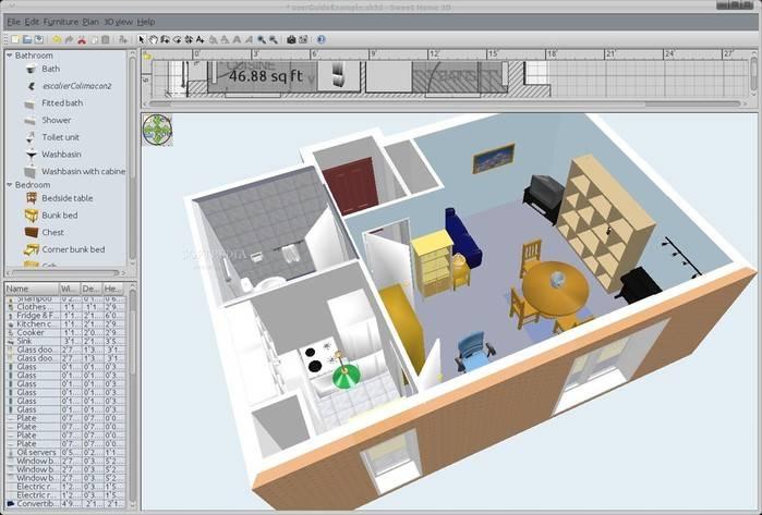 8 бесплатных программ для дизайна интерьера и планировки квартиры