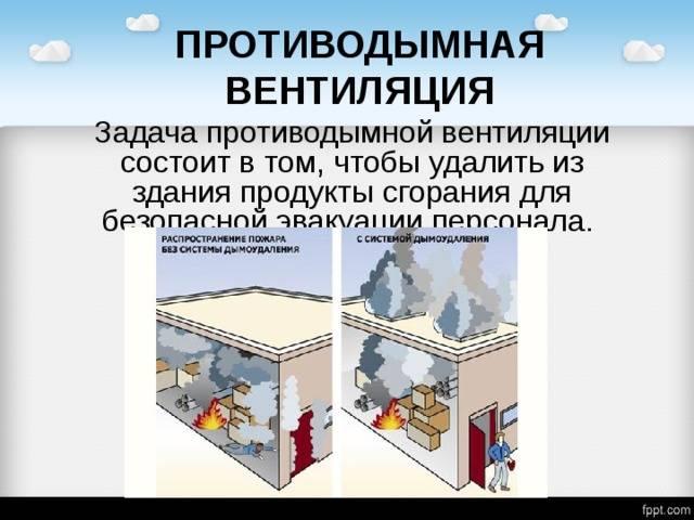 Вентиляция производственных помещений: правила организации воздухообмена