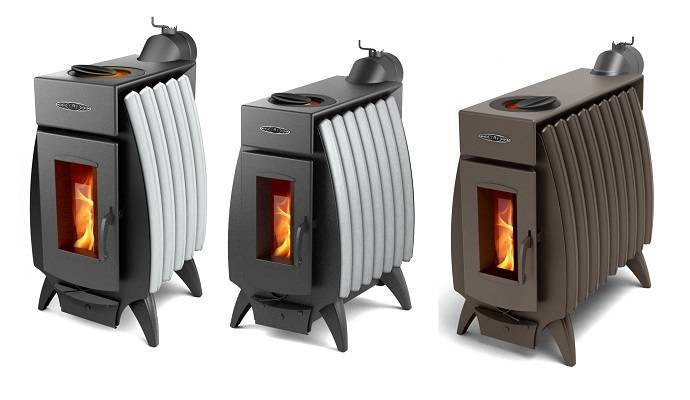 Как собираются дровяные печи длительного горения для отопления дома