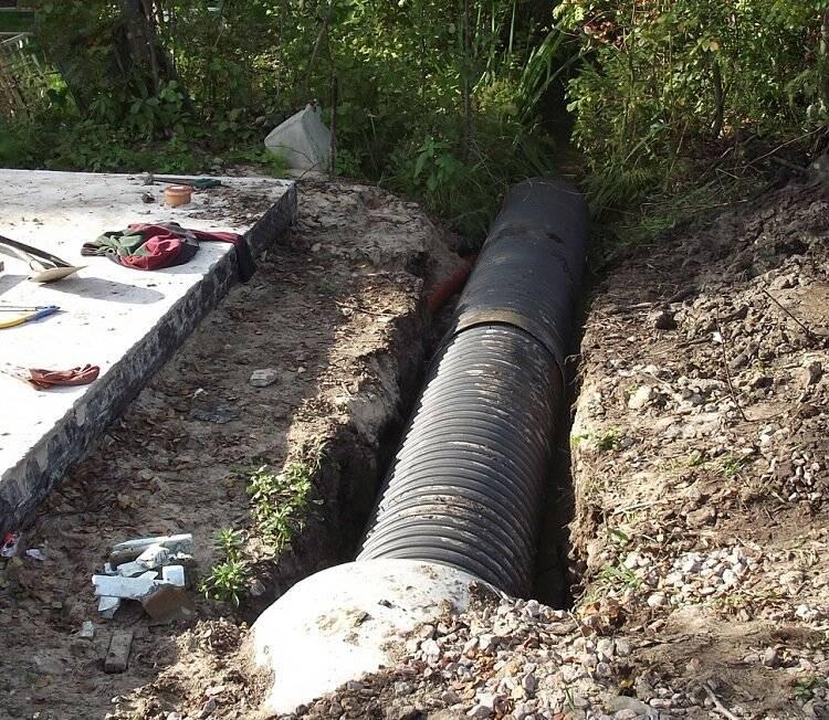 Соседи сливают канализацию на участок или вдоль: чем это опасно и куда обратиться с жалобой