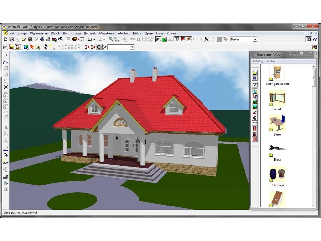 Программы для проектирования каркасных домов
