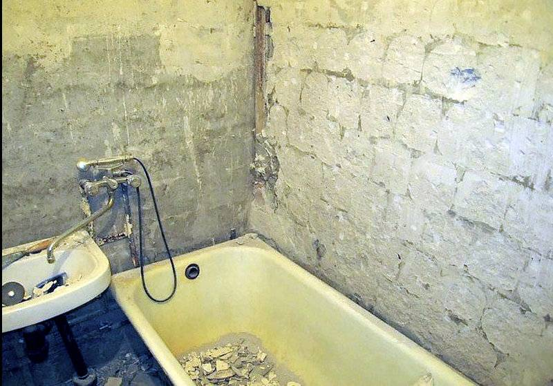 Ремонт в ванной комнаты поэтапно – с чего начать и что учитывать + видео / vantazer.ru – информационный портал о ремонте, отделке и обустройстве ванных комнат