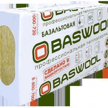 Басвул утеплитель описание, технические характеристики и особенности укладки. басвул – минераловатный утеплитель для профессионалов