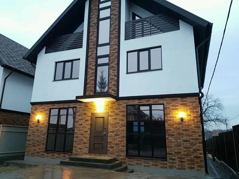 Облицовка фасада дома. как материал лучше?