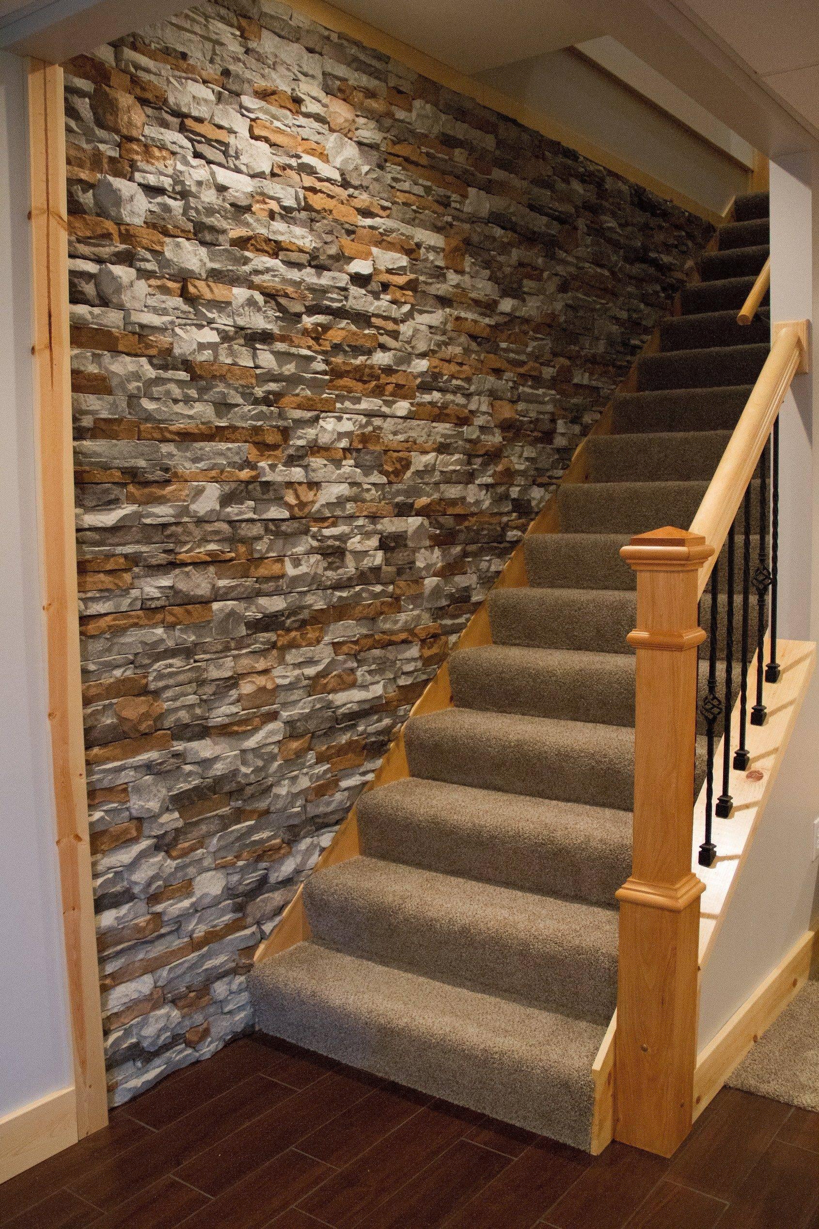 Отделка стен спилами дерева - особенности и варианты