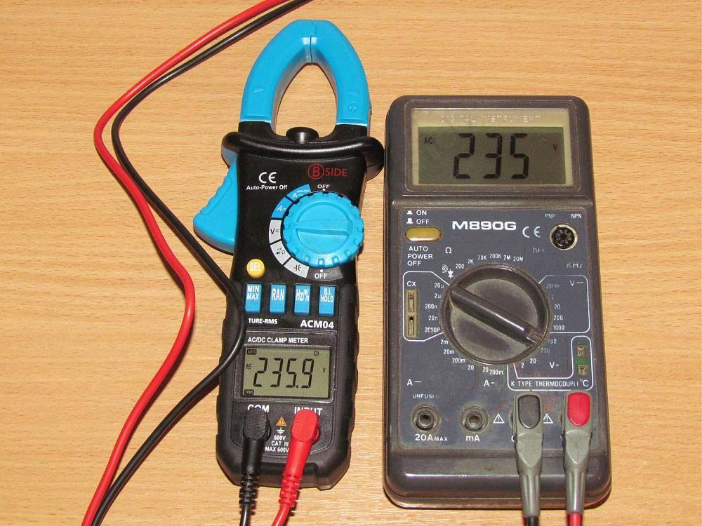 Как измерить силу тока мультиметром - подробная инструкция