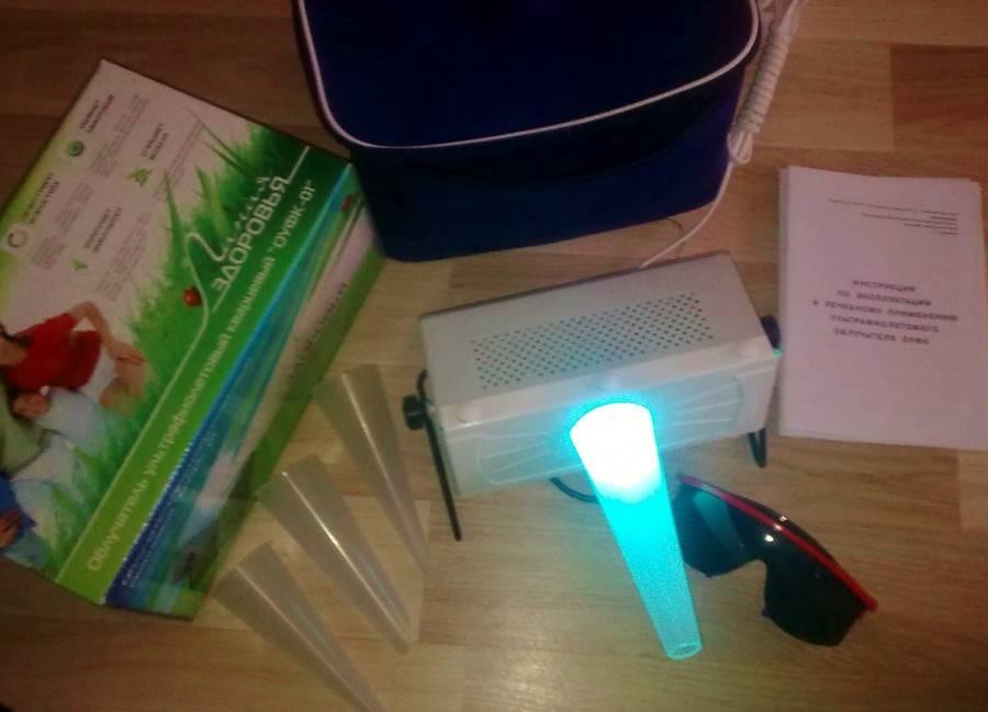 Ультрафиолетовый стерилизатор для маникюрных инструментов: особенности прибора