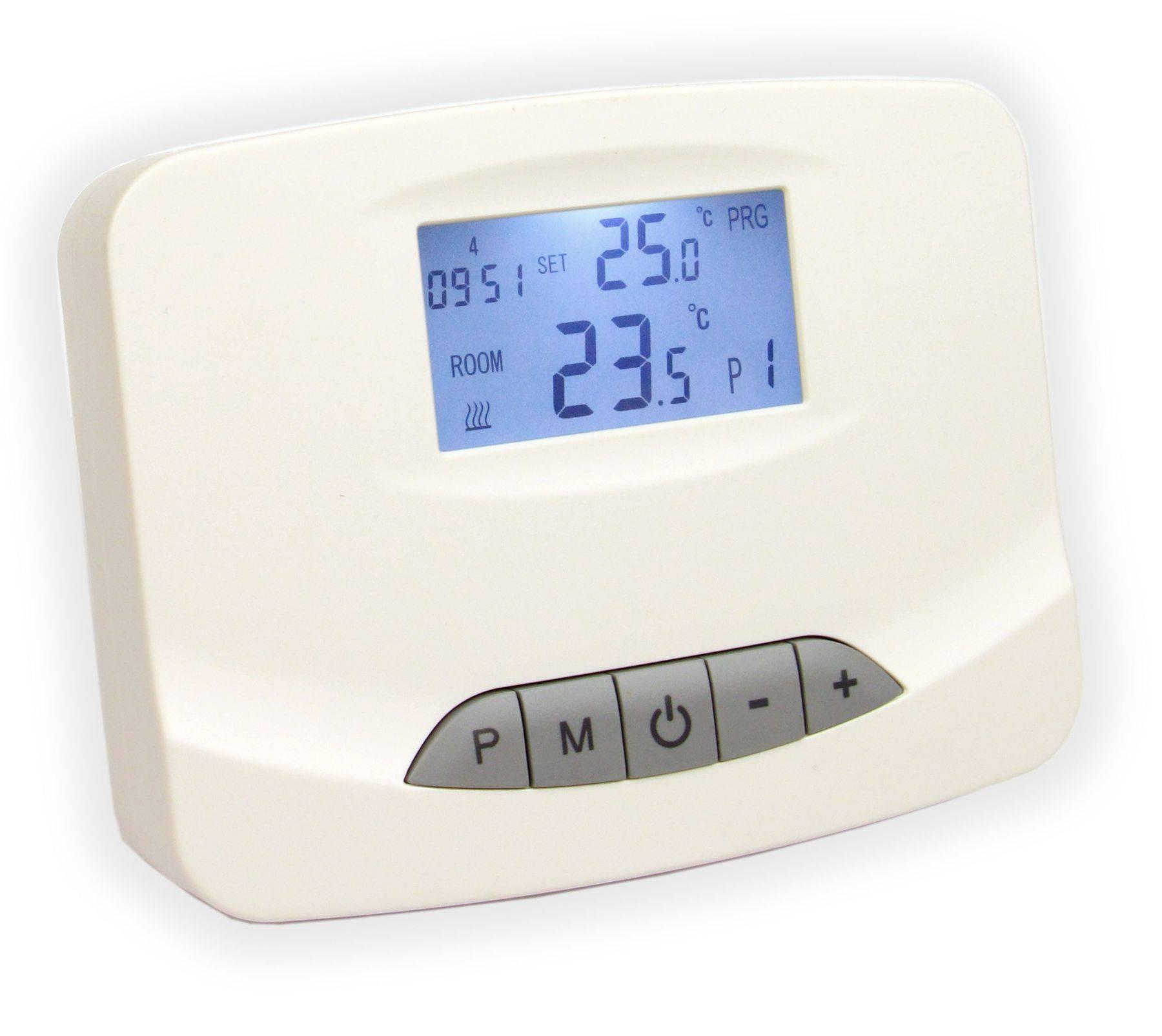 Подключение комнатного термостата к газовому котлу