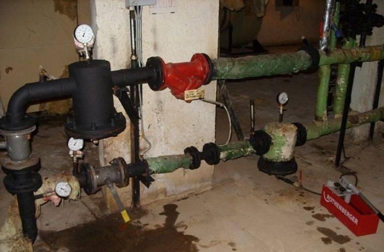 Каким давлением испытывают водопровод? - отопление и водоснабжение от а до я