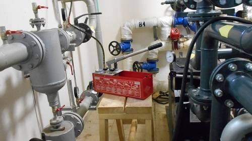 Каким давлением испытывают водопровод?