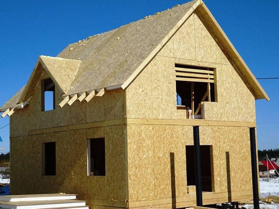 Канадская технология строительства каркасных домов: плюсы, этапы монтажа!