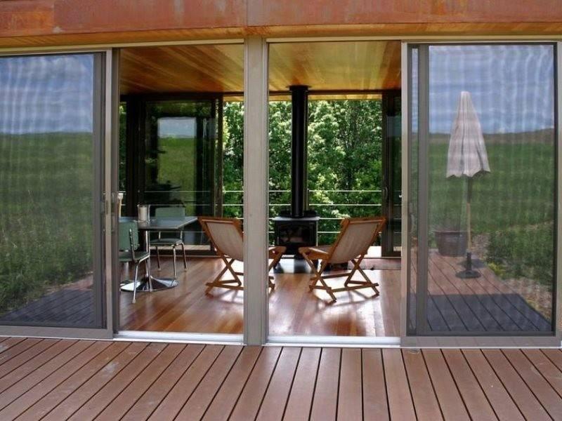 Раздвижные окна для террасы своими руками, фото видео
