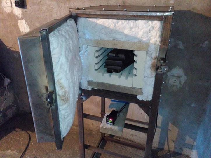 Как своими руками собрать индукционную печь для плавки металла в домашних условиях