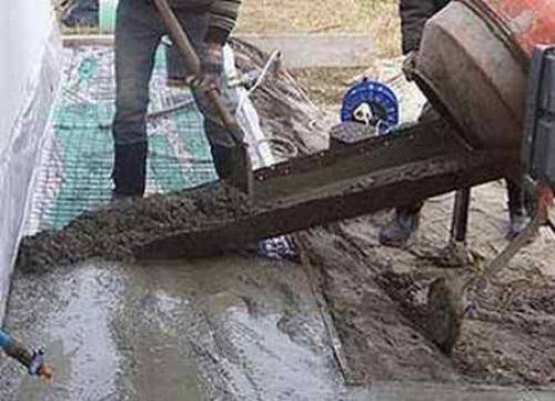 Какой марки бетон нужен для ленточного фундамента: самостоятельное приготовление с расчетами на калькуляторе