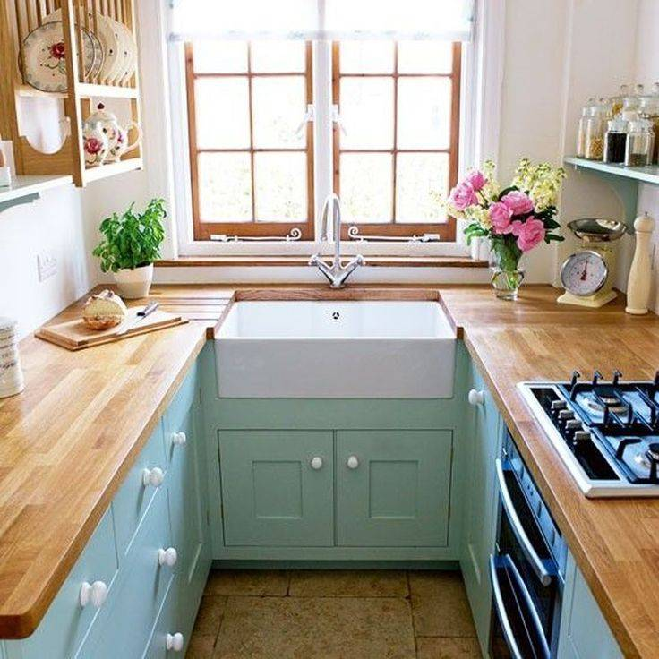 Как правильно спланировать кухню